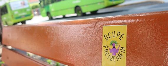 Movimento #OcupeFreiSerafim reage a obras do BRT em Teresina (PI)