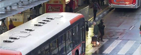 Prefeitura de SP quer prédios comerciais nos terminais de ônibus