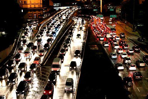 Trânsito de SP já causa perdas de R$ 50 bi por ano