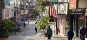 São Carlos (SP): abaixo-assinado contra o fim de um calçadão