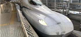 Japão põe em operação um novo e mais veloz trem-bala