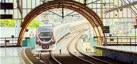 Transporte de passageiros sobre trilhos bate recorde no Brasil