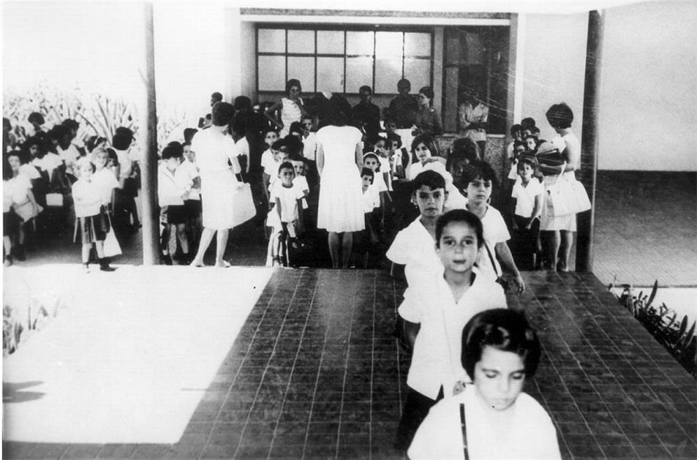 Utopia de Brasília de atender bem às crianças não