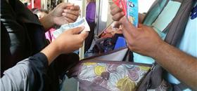 ANPTrilhos inicia campanha contra ambulantes nos trens e metrôs