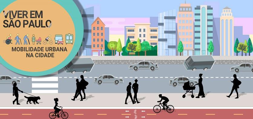 Viver em São Paulo: Mobilidade Urbana na Cidade