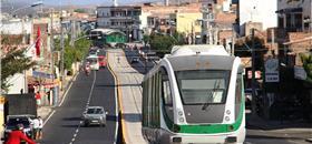 Passageiros no VLT de Sobral (CE) triplicam após tarifa a R$ 1