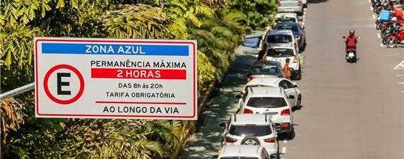 Zona Azul poderá subsidiar ciclovias de Recife?