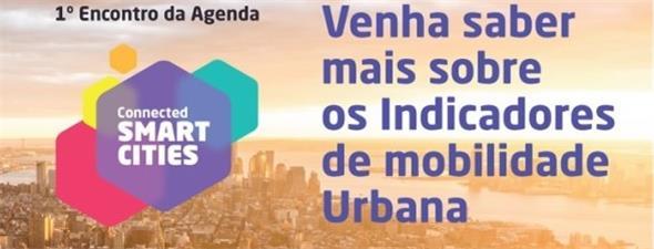 Connected Smart Cities: Evento de mobilidade urbana