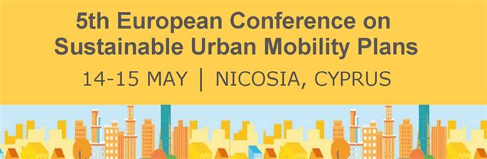 5ª Conferência Europeia de Planos de Mobilidade Urbana Sustentável