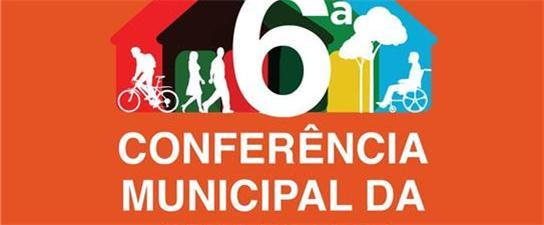 6ª Conferência Municipal da Cidade de São Paulo