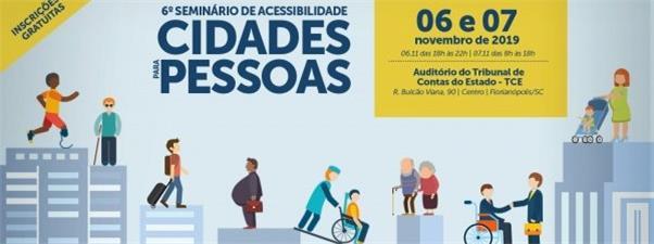 6º Seminário de Acessibilidade - CREA-SC