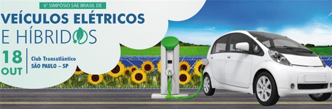 6º Simpósio SAE Brasil de Veículos Elétricos e Híbridos
