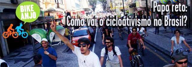 Papo reto: Como vai o cicloativismo no Brasil?