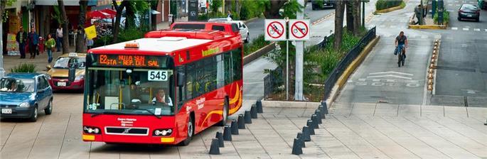 Diálogo Brasil-México: exemplos inovadores de concepções da mobilidade