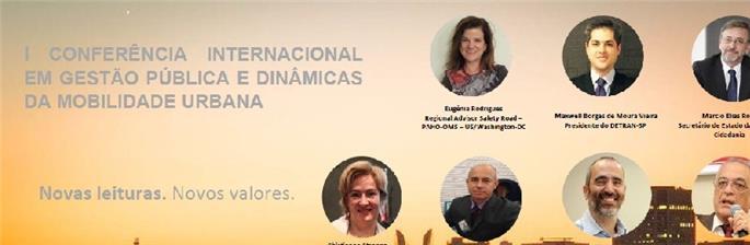 Conferência Internacional em Gestão Pública e Dinâmicas da Mobilidade