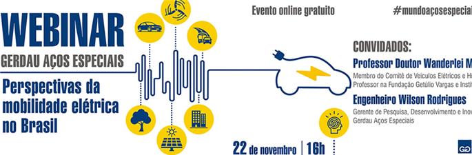 Perspectivas de Mobilidade Elétrica no Brasil