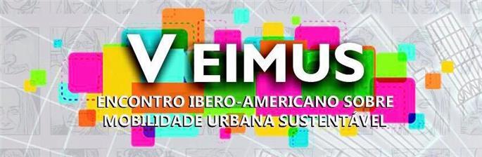 V Encontro Ibero-Americano de Mobilidade Urbana Sustentável