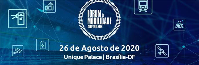 Fórum de Mobilidade ANPTrilhos 2020