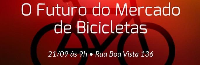 "Fórum ""O futuro do mercado de bicicletas"""