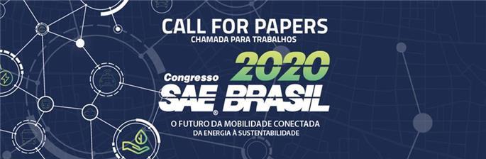 Congresso SAE Brasil 2020 (Chamada de trabalhos)