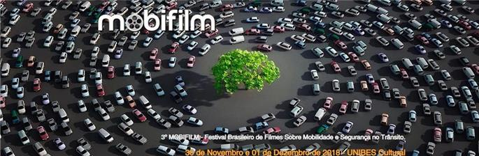 MOBIFILM 2018  - 3º Festival Brasileiro de Filmes sobre Mobilidade