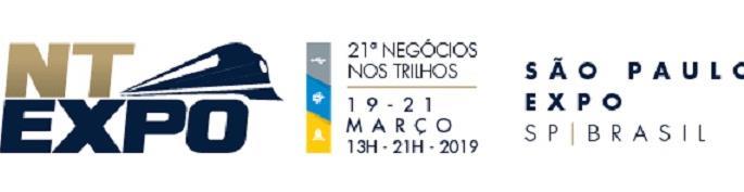 NT Expo - 21ª Negócios nos Trilhos