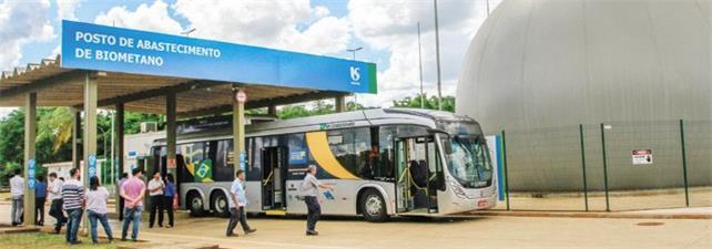 Seminário Biogás: Uma Cadeia Sustentável para o Transporte Público