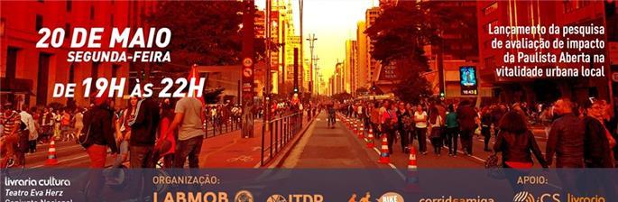Pesquisa de Avaliação de Impacto da Paulista Aberta