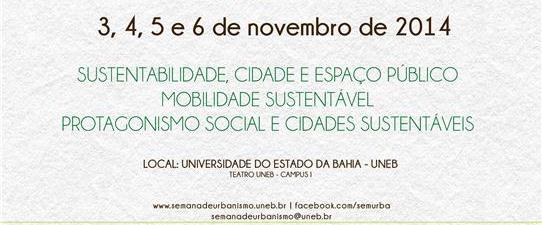 SEMUR2014 - VIII Semana de Urbanismo