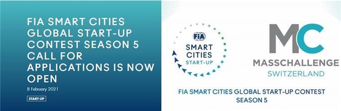 Premiação FIA Smart Cities Global Start-Up