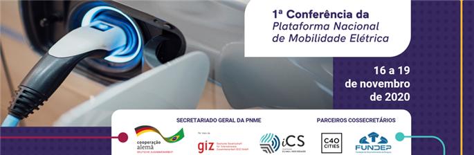 1ª Conferência da Plataforma Nacional de Mobilidade Elétrica