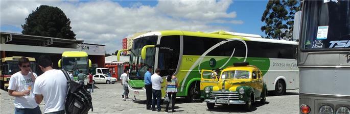 Exponi - 8ª Exposição de Ônibus Novos e Antigos