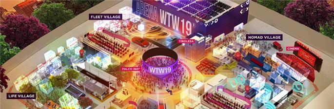 WTW19 (Welcome Tomorrow)