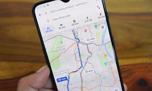 Google Maps irá informar lotação no transporte