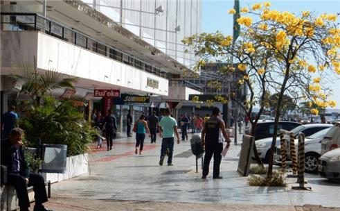 Vídeos mostram alternativas ao carro em Brasília