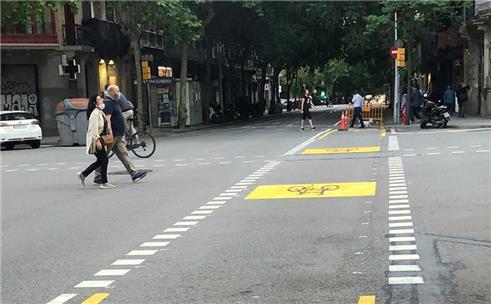 Ruas para a mobilidade ativa em SP