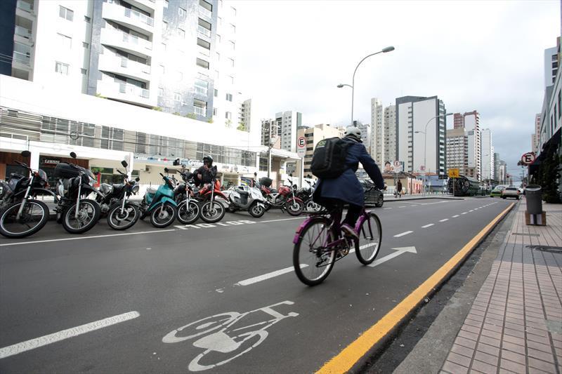 a7f6fc77098 Curitiba tem mais novos ciclistas que a média nacional