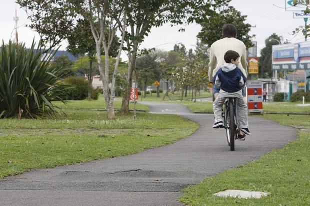 c50132fac83 Curitiba prevê 300 km de ciclovias construídas