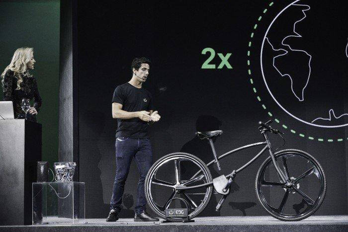 dfdfa9419 Lançada bicicleta elétrica urbana 100% fabricada no Brasil