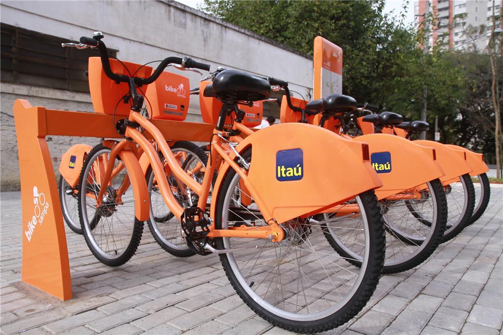5192aa176 Bike Itaú inaugura mais um projeto de compartilhamento de bicicletas ...