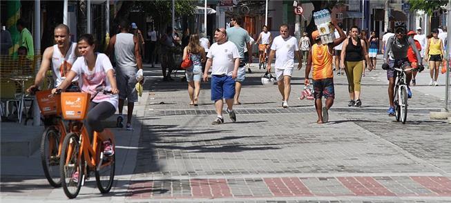 38% dos deslocamentos em Salvador são por modos at