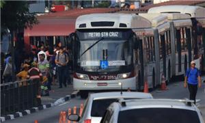 38% dos municípios utilizam ônibus como meio de tr