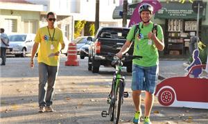 A bicicleta venceu os desafios de 2013 e 2014