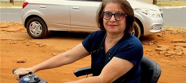 A dura vida pedestre em Brasília