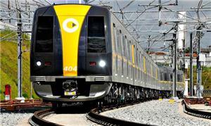 A moderna linha 4 do Metrô chegará até Taboão da S