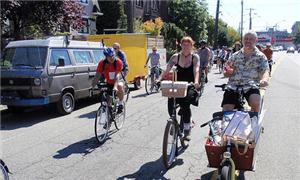 A pesquisa mostrou que o acesso às bicicletas é ba
