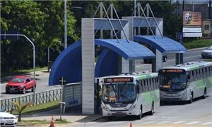 A Prefeitura pretende implantar o sistema de BRT e