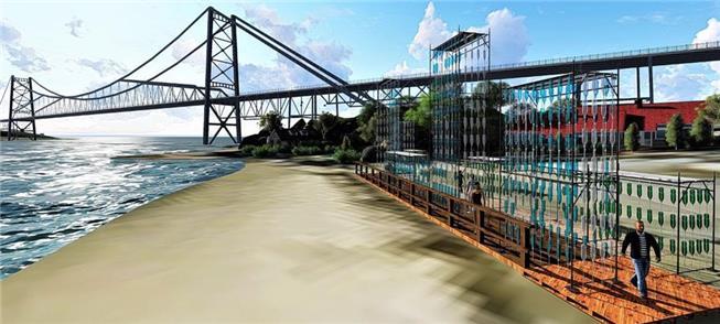 Ação será no domingo (29), próximo à Ponte Hercíli