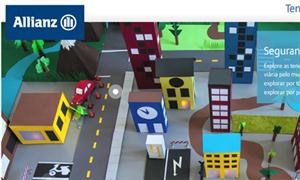 Allianz lança animação