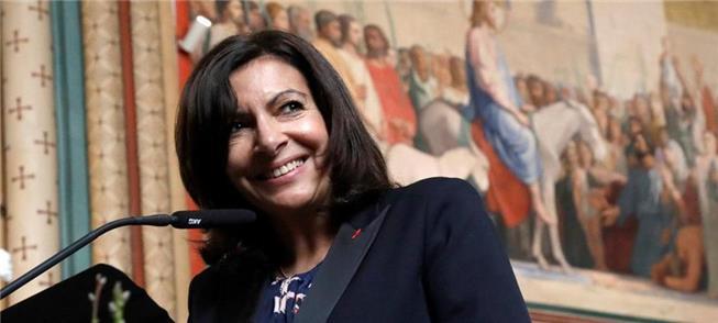 Anne Hidalgo: cidade mais inclusiva